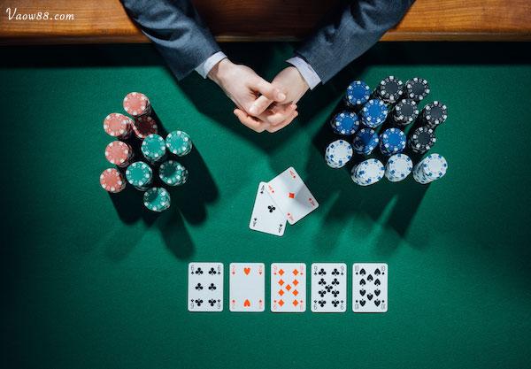 Thuật ngữ trong các giải đấu Poker