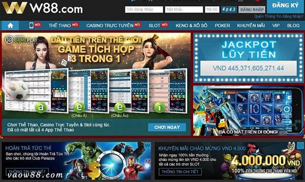Vaow88.com - Link vào nhà cái W88 uy tín nhất hiện nay