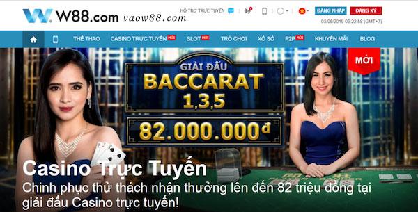 W88 - Trang web cá cược hàng đầu Việt Nam