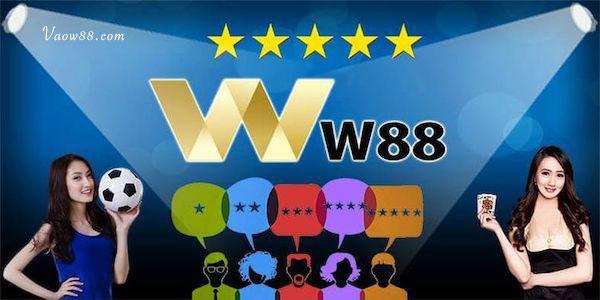 W88hcm là tên miền phụ của nhà cái W88