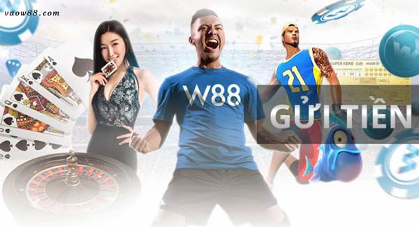 Người chơi tin tưởng khi tham gia cá cược trực tuyến tại W88