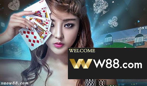 W88- Nhà cái uy tín hàng đầu về cá cược