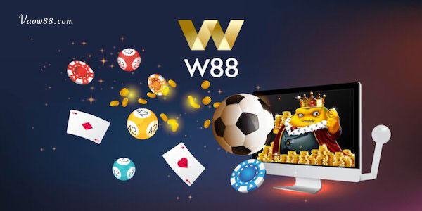W88 với đa dạng hình thức cược và các game bài đẳng cấp