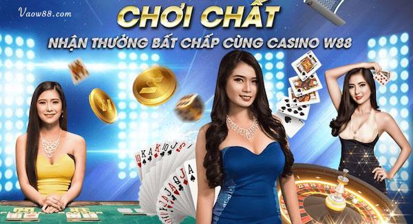 Giới thiệu trò chơi casino trực tuyến