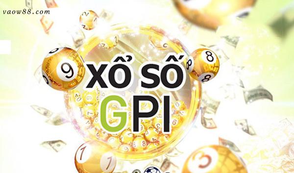 Trò chơi xổ số GPI online phổ biến tại nhà cái W88