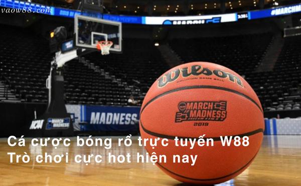 Tìm hiểu cá cược bóng rổ tại nhà cái trực tuyến W88