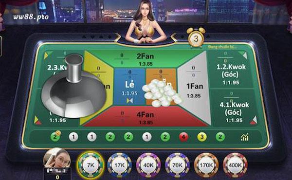 Tìm hiểu về cách chơi Fantan