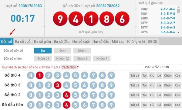 Kinh nghiệm đánh xổ số Lotto từ các cao thủ W88