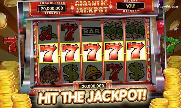 Jackpot - Giải thưởng cực khủng tại slot game