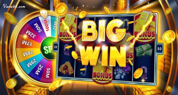 Chơi hay thắng lớn tại slot game W88