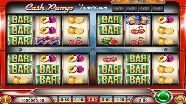 Slot machine tại W88